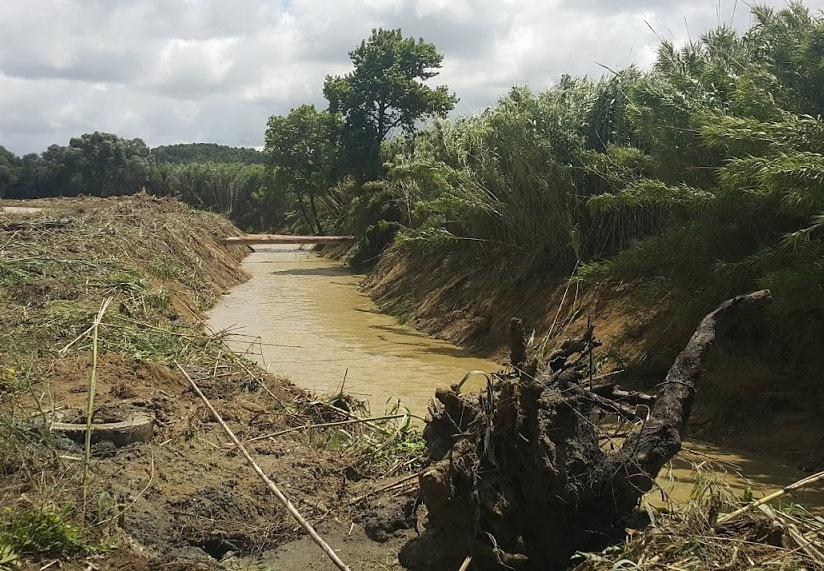 Προεγκρίθηκαν μελέτες για αντιπλημμυρικά έργα στην Αιτωλοακαρνανία με το… επόμενο ΕΣΠΑ