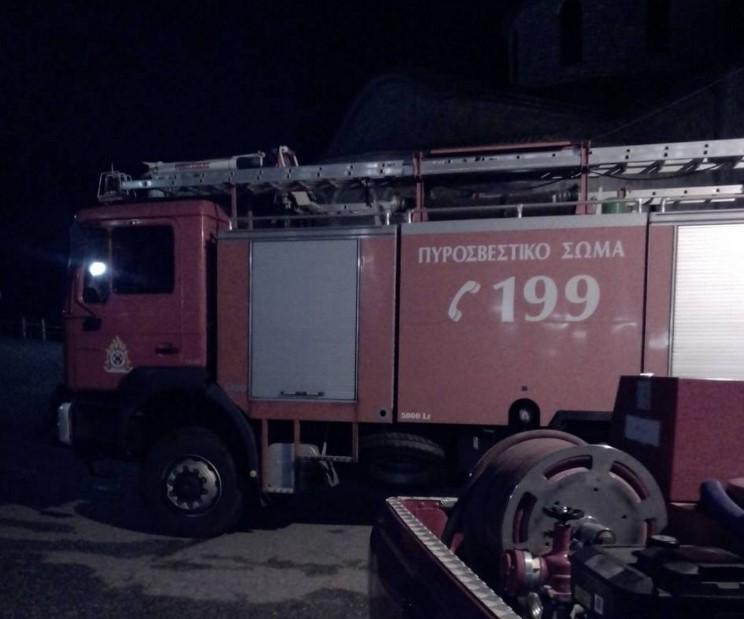 Πυρκαγιά σε διαμέρισμα στο Αγρίνιο- στο νοσοκομείο με δύσπνοια 42χρονος