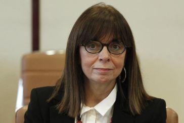 Η Αικατερίνη Σακελλαροπούλου νέα πρόεδρος του Συμβουλίου της Επικρατείας