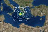 Γεωδυναμικό Ινστιτούτο: Πάνω από 2.700 σεισμικές δονήσεις μετά τα 6,8 Ρίχτερ στη Ζάκυνθο