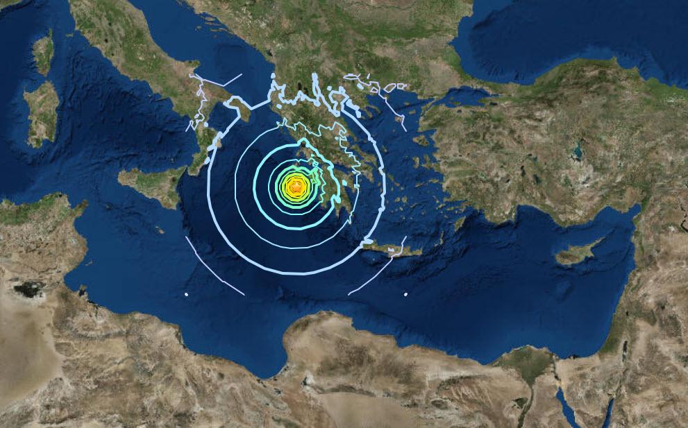«Βόμβα» Λέκκα για τον σεισμό της Ζακύνθου – Ήταν 7,1 Ρίχτερ