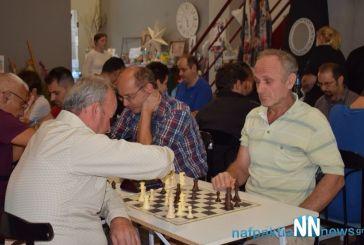 Τουρνουά σκακιού Blitz στη Ναύπακτο (φωτο & βίντεο)