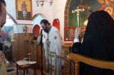 Λατρευτική σύναξη θεολόγων,ιεροψαλτών και φίλων του Αγίου Όρους στο Παναιτώλιο