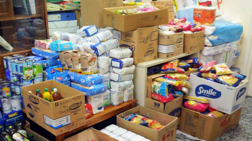 Διανομή τροφίμων από το Κοινωνικό Παντοπωλείο του Δήμου Μεσολογγίου την Πέμπτη