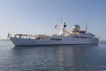 Η θαλαμηγός του Ωνάση επικοινωνιακό «όπλο» για Καραπάνο