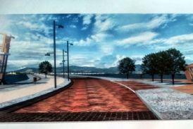 Ένα ακόμη βήμα για την ανάπλαση του δρόμου στην Τουρλίδα