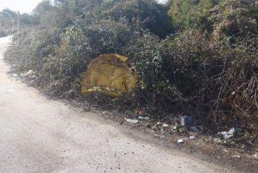 45χρονος τραυματίας σε ανατροπή οχήματος στη  Συκούλα (βίντεο)