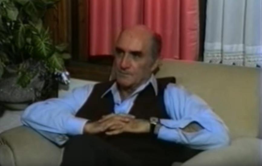 Ο αείμνηστος Δήμαρχος Αγρινίου Στέλιος Τσιτσιμελής περιγράφει τις ...