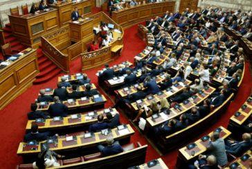 Νέα Βουλή: Πέντε πρώην πρωθυπουργοί στα έδρανα