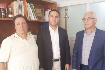 Συνάντηση στο ΥΠΑΑΤ για τα προβλήματα του αμπελουργικού δυναμικού της Δυτικής Ελλάδας