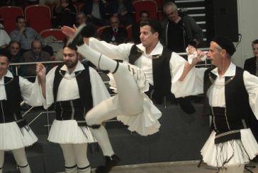 Xορός και ξεφάντωμα στο 3ο Ξηρομερίτικο Σεργιάνι από την Ομοσπονδία Ξηρομεριτών