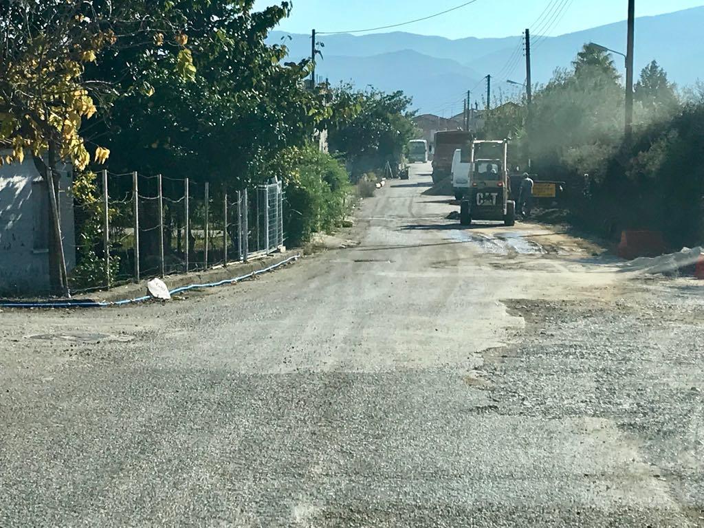 Οδηγοί προσοχή στον δρόμο που ενώνει το Παναιτώλιο με την Νέα Αβώρανη