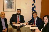 Υπογραφές Βασιλειάδη-Αποστολάκη για το χλοοτάπητα του γηπέδου Βόνιτσας
