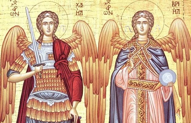 Αρχάγγελοι Μιχαήλ και Γαβριήλ – Τί ακριβώς γιορτάζουμε σήμερα