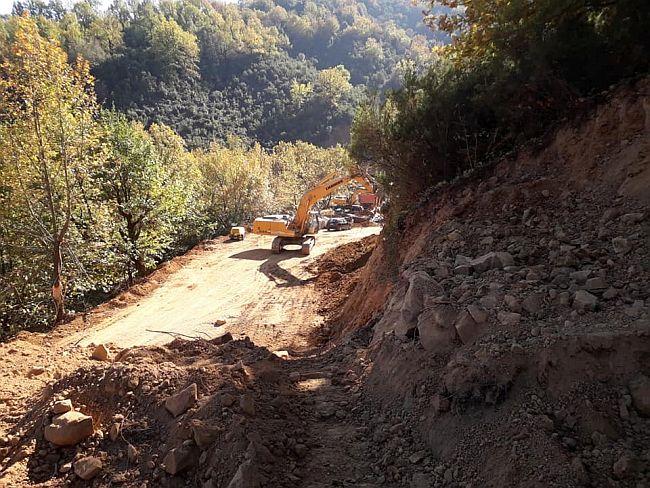 Εργοτάξιο η Κοιλάδα Αχελώου, προχωρά η κατασκευή των οδικών αξόνων