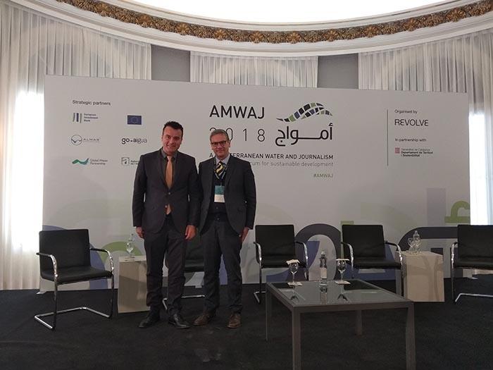 Η Περιφέρεια  σε Διεθνές Συνέδριο για την Αειφόρο Ανάπτυξη και τη διαχείριση του νερού