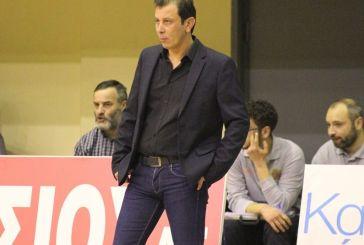 """Γιάννης Διαμαντάκος (ΑΟ Αγρινίου): """"Ο κόσμος να μας ωθήσει στη νίκη κόντρα στη ΧΑΝΘ"""""""