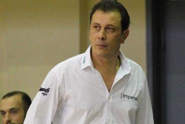 Διαμαντάκος: «Ένας αγώνας μπαράζ, έχει πάντα ιδιαιτερότητες»