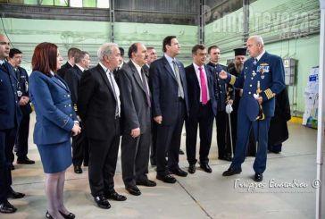 Ο εορτασμός του Προστάτη της Πολεμικής Αεροπορίας στο Στρατιωτικό Αεροδρόμιο Ακτίου (φωτο)