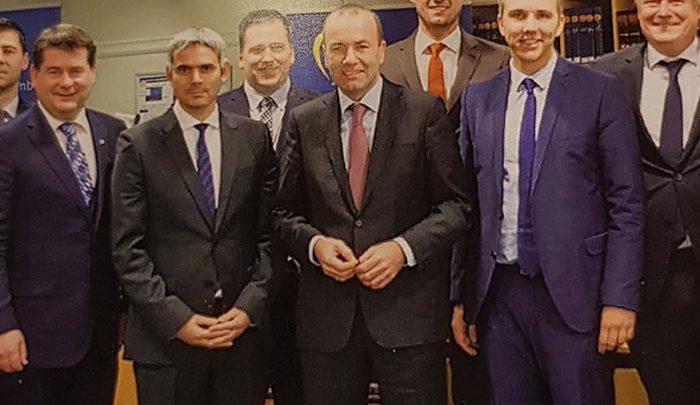 Στο Δίκτυο Νέων του Ευρωπαϊκού Λαϊκού Κόμματος ο Κώστας Καραγκούνης