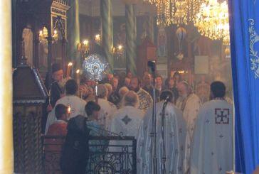 Με κατάνυξη η Γραμματικού εόρτασε τον Πολιούχο της Απόστολο Φίλιππο(φωτο)