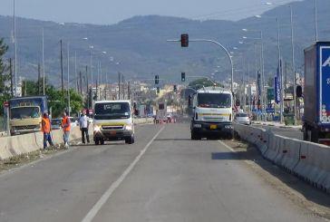 Κυκλοφοριακές ρυθμίσεις σε σημεία της Αντιρρίου-Ιωαννίνων λόγω εργασιών