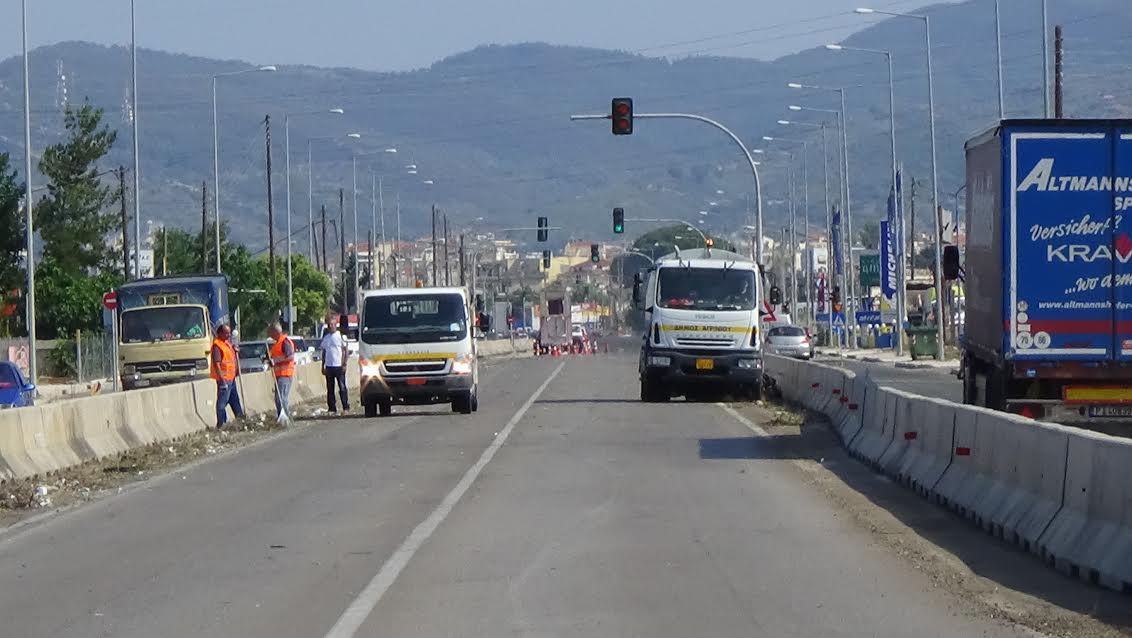 Το πόρισμα του ΤΕΕ για την εθνική οδό-καρμανιόλα στο Αγρίνιο