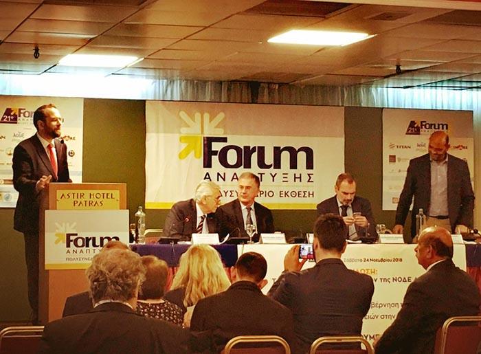 """Ν. Φαρμάκης: """"Να στηριχθεί στην πράξη και από την Περιφέρεια η μικρομεσαία επιχειρηματικότητα"""""""