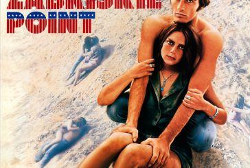 «Zabriskie Point» στην Κινηματογραφική Λέσχη Aγρινίου