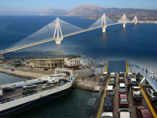 Αλλαγές στα δρομολόγια της Πορθμειακής γραμμής Ρίου – Αντιρρίου λόγω μείωσης των πλοίων
