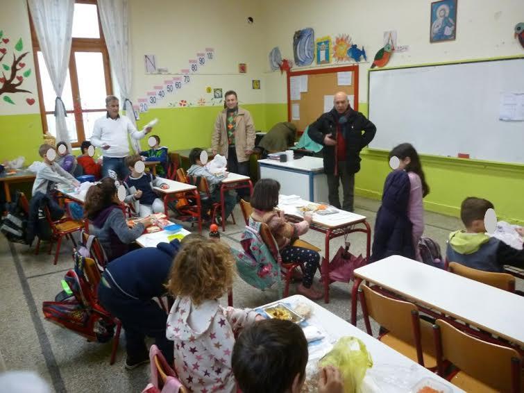 Σε ποια 59 δημοτικά σχολεία της Αιτωλοακαρνανίας διανέμονται γεύματα