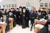 Μεγάλη ένταση στη συνεδρίαση της Ιεραρχίας- αποχώρησε ο Μητροπολίτης Μεσσηνίας