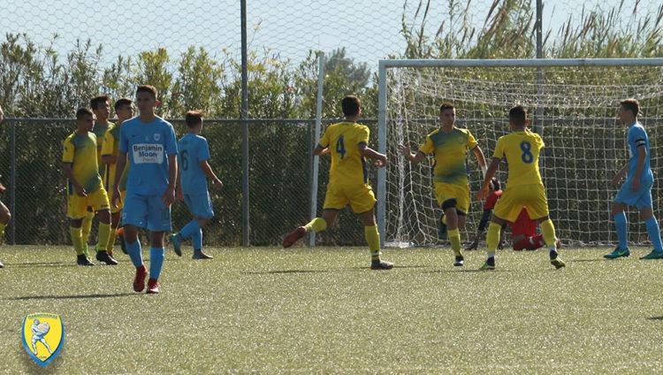 K15: Παναιτωλικός – ΠΑΣ Γιάννινα 3-0