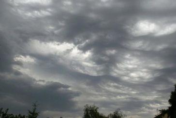 Έκτακτο δελτίο καιρού για καταιγίδες την Πέμπτη