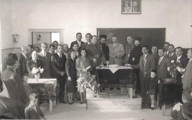 Τα εγκαίνια του Δημοτικού Σχολείου Καλυβίων, 60 χρόνια πριν