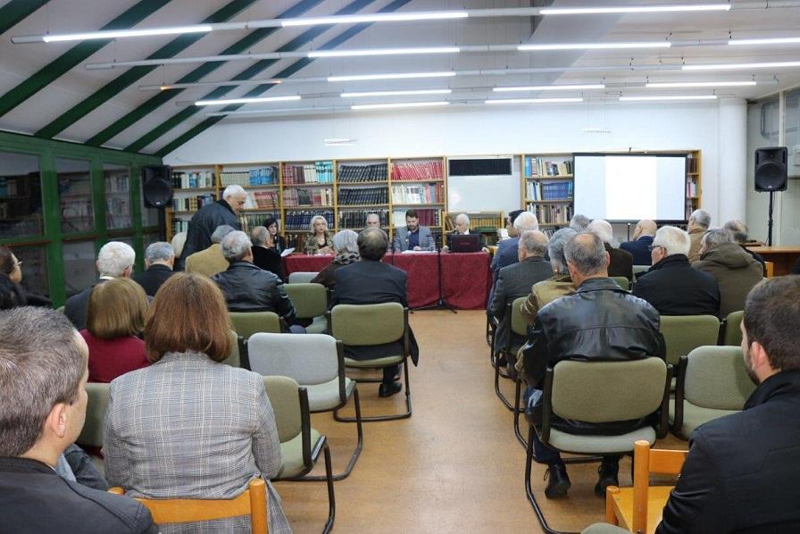 Τον συγγραφέα Γιάννη Μιχ. Καρακώστα τίμησε η Βιβλιοθήκη Αγρινίου