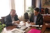 Υπεγράφη η σύμβαση για παρεμβάσεις αστικής αναβάθμισης του Θέρμου