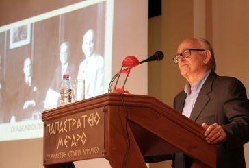 «Τόποι μνήμης στο Αγρίνιο»: διάλεξη στο Παπαστράτειο Μέγαρο
