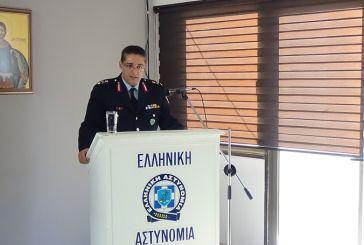 Τελετή παράδοσης – ανάληψης καθηκόντων  Γενικού Περιφερειακού Αστυνομικού Διευθυντή Δυτικής Ελλάδας