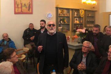 H πρώτη εμφάνιση Κουρουμπλή στο Αγρίνιο ως υποψήφιου ευρωβουλευτή