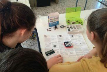 Μαθήματα ρομποτικής για του Γυμνασίου Νεάπολης Αγρινίου (φωτο)