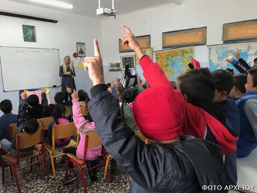 Αντιπρόεδρος ΚΕΕΛΠΝO: Τα παιδιά να πηγαίνουν σχολείο δύο μέρες αφού σταματήσει ο πυρετός
