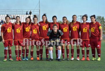 Β' Εθνική Γυναικών: Με πολλά γκολ στην πρεμιέρα το Μεσολόγγι 2008