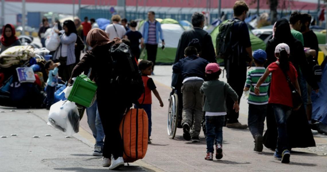 Aναβρασμός στο Μεσολόγγι για την άφιξη των μεταναστών