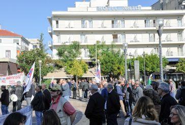 Η Εργατική Πάλη Οικοδόμων καλεί στην απεργία της Τετάρτης