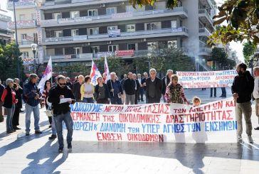 Ένωση Οικοδόμων Αιτωλοακαρνανίας: «Το αντεργατικό νομοσχέδιο της κυβέρνησης δεν παίρνει διορθώσεις»