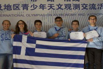 Χάλκινο μετάλλιο για Ναυπάκτια φοιτήτρια στην Ολυμπιάδα Αστρονομίας-Αστροφυσικής του Πεκίνου