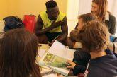 Μικροί δημοσιογράφοι πήραν συνέντευξη από παίκτες του Παναιτωλικού