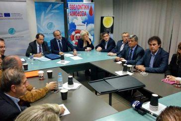 Χωρίς ειδήσεις για τη σύνδεση Αγρινίου-Ιόνιας Οδού η ευρεία σύσκεψη με Σπίρτζη στην Περιφέρεια