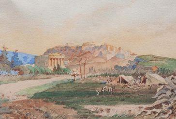 «Η Αθήνα μέσα από τις συλλογές της Πινακοθήκης Μοσχανδρέου»